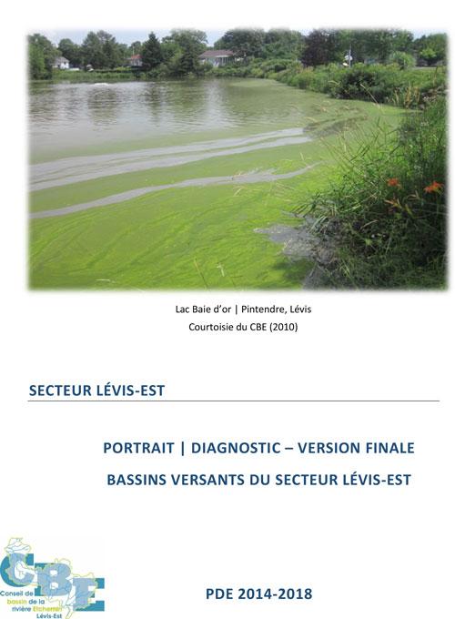 Portrait 2014-2018 zone Lévis-Est